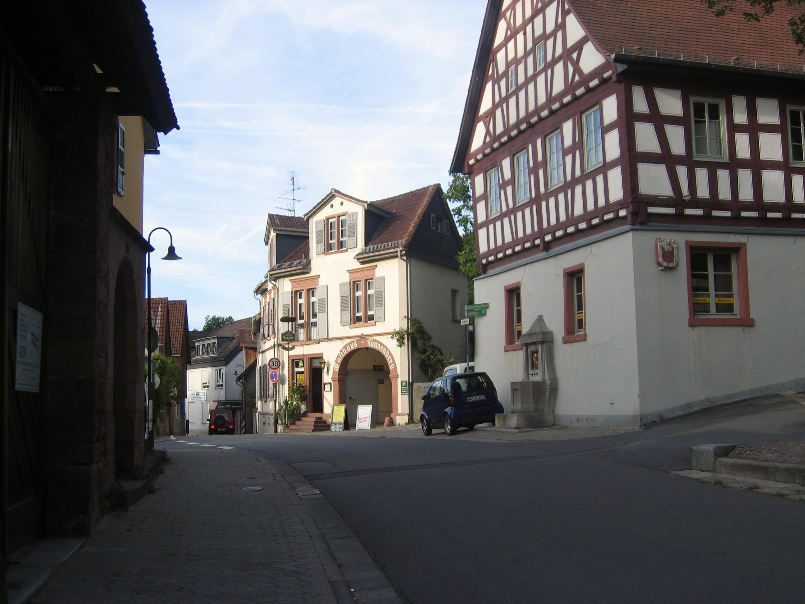 Opiniones de Seeheim-Jugenheim
