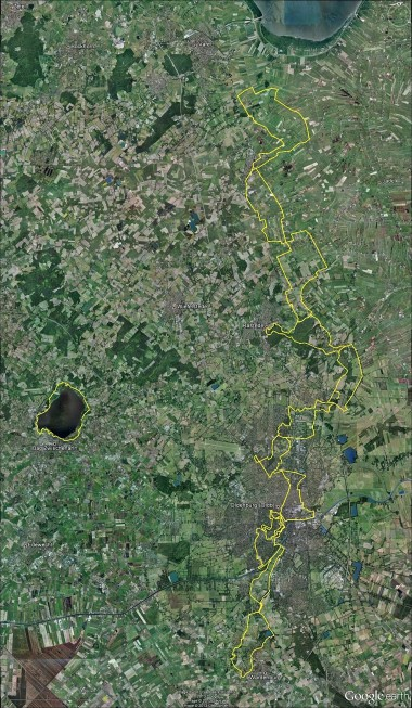 Streckennetz OL Detail